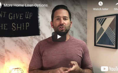 More home loan options