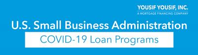 SBA Covid-19 Loan Programs