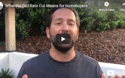 What the Fed rate cut means for home buyers