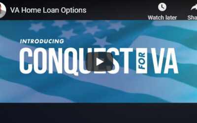 VA Loans are at Historic Low Rates!